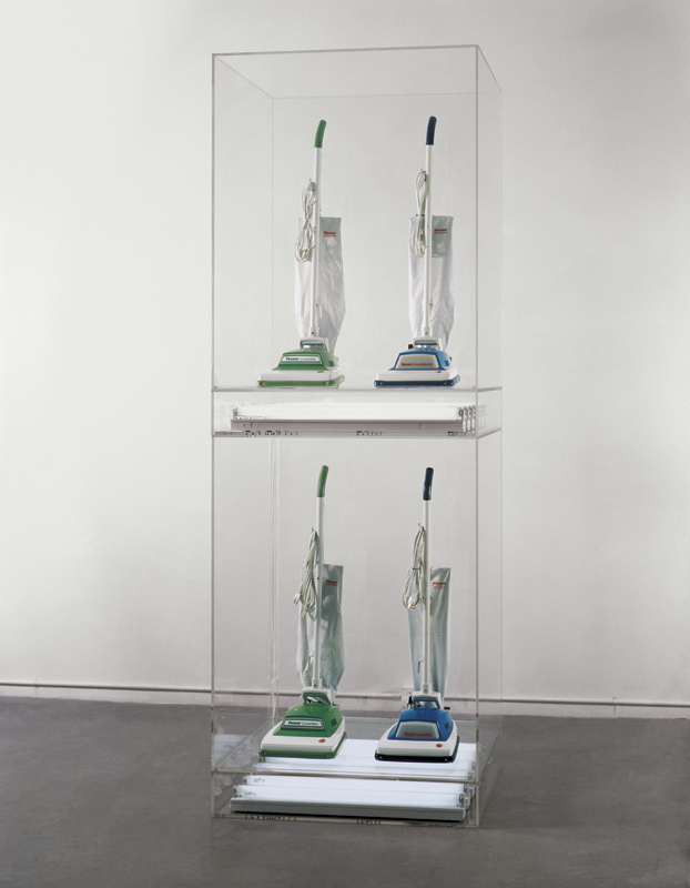 Jeff Koons, New Hoover Convertibles
